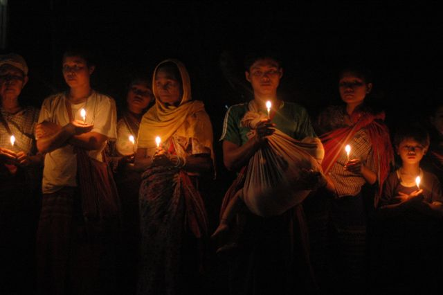 Global Day Of Prayer For Burma 2008 A Report Free Burma