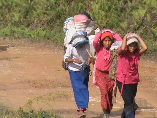 Western Burma Update: Burma Army abuses in both conflict and non
