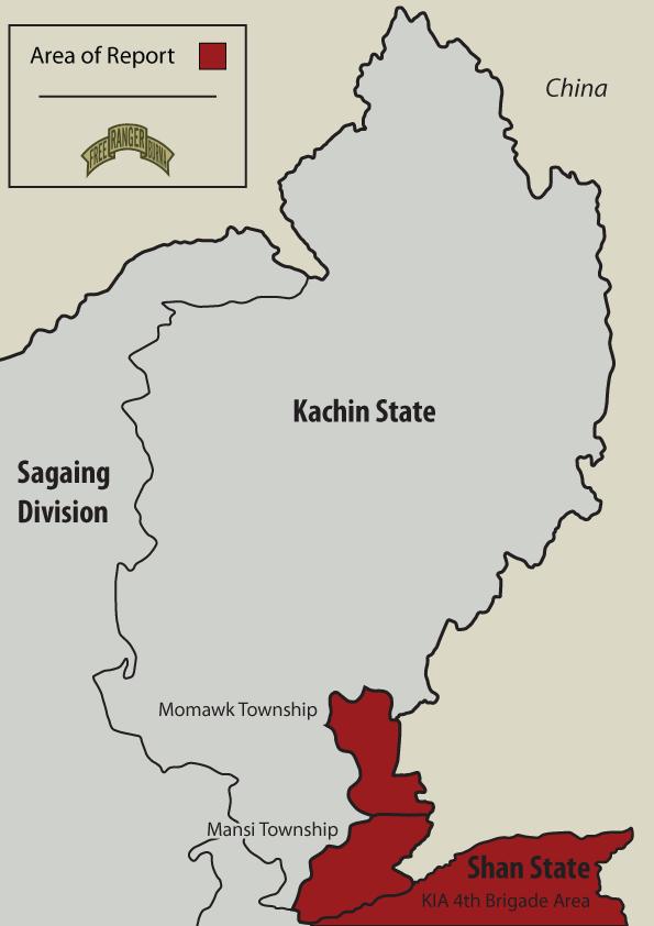 Map of Kachin State, Burma - Free Burma Rangers Kachin State Myanmar Map on northern california state counties map, karen state myanmar map, kayin state myanmar map, northern part of united states map, mon state myanmar map, rakhine state myanmar map, chin state myanmar map,