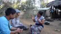 Interview of sister of Nhkun Brang Aung.