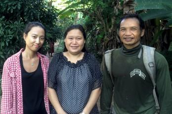 Sophia Lee, Paw Toe Ki, and Doh Say