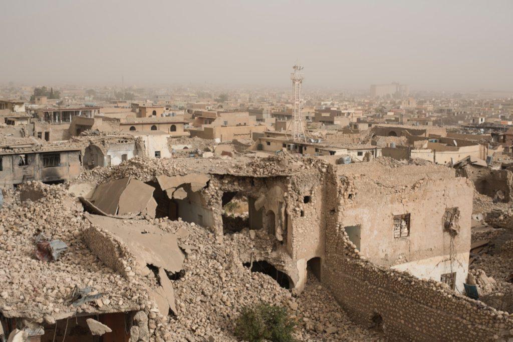 Ruins of Sinjar