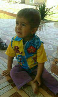 One of Nezar's children