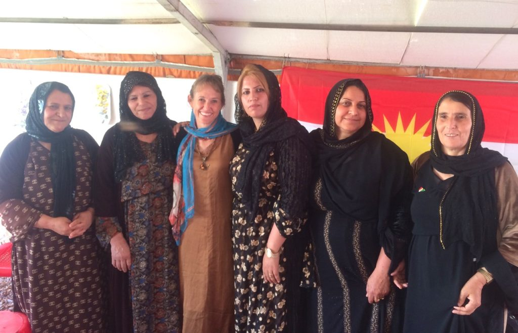 Standing with Kurdish Mothers