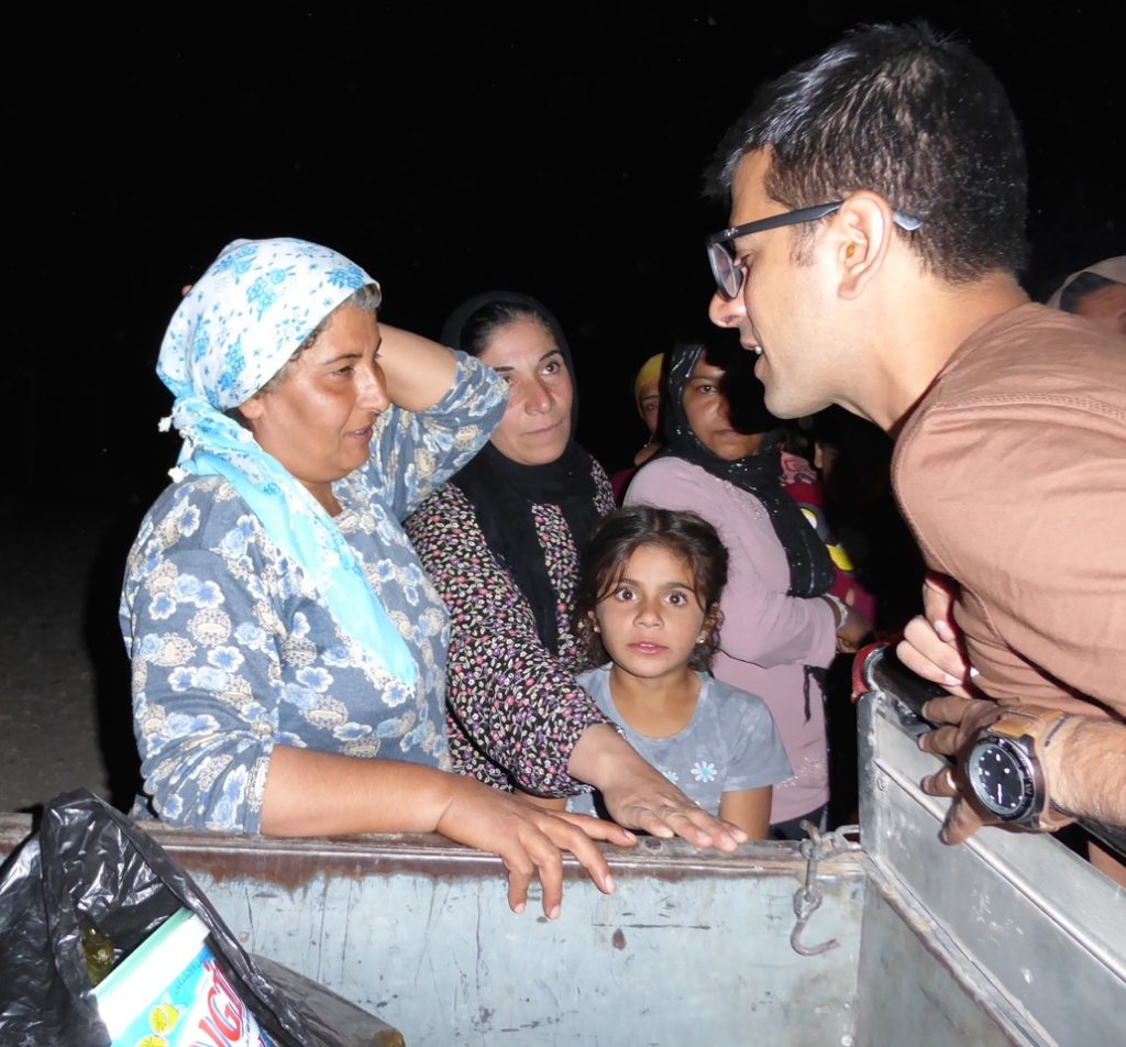 """""""Who is your God"""", asks a Syrian widow of Bashir"""