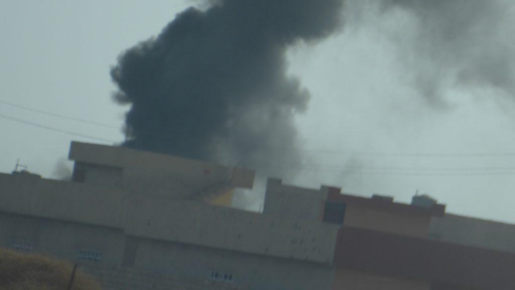 Omar Qamshi under attack Photo; FBR