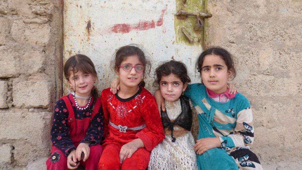 Little girls now free.