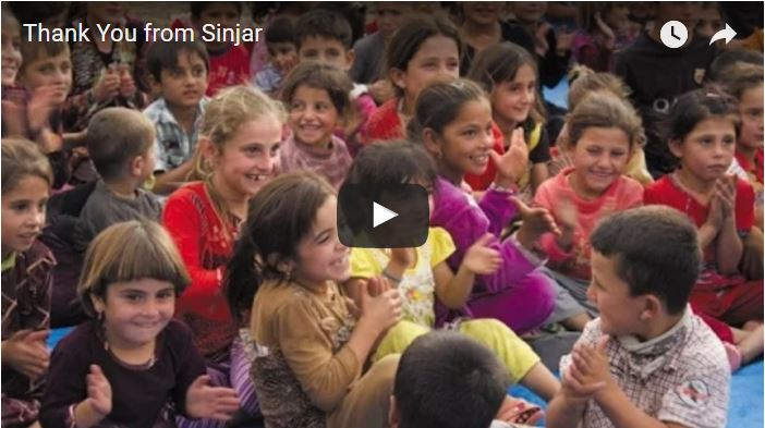 Thank You From Sinjar