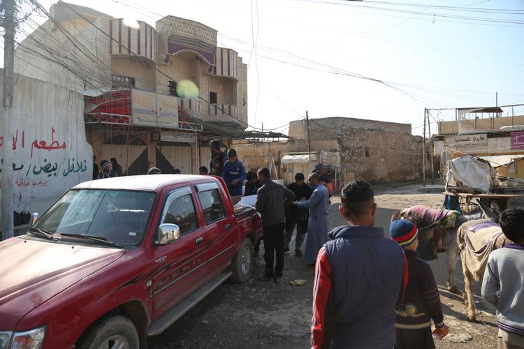 Merchants returning to TelKeff