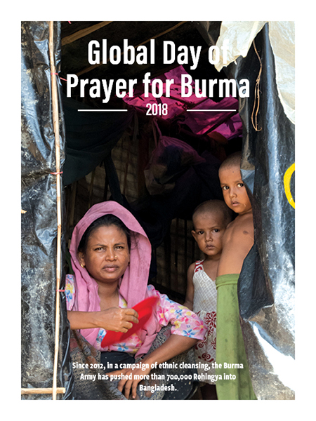 global day of prayer for burma 2018