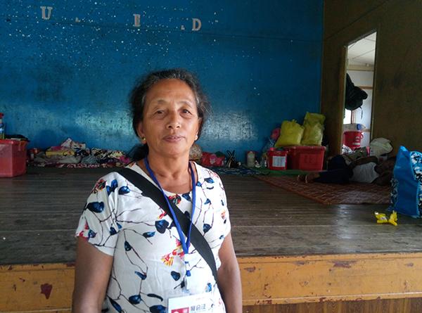Mrs. Hkang Da Htu Lum