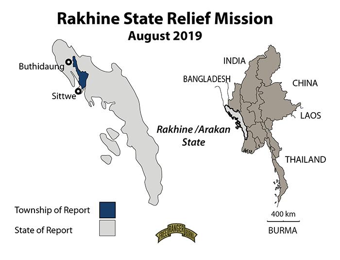 Rakhine State Mission August