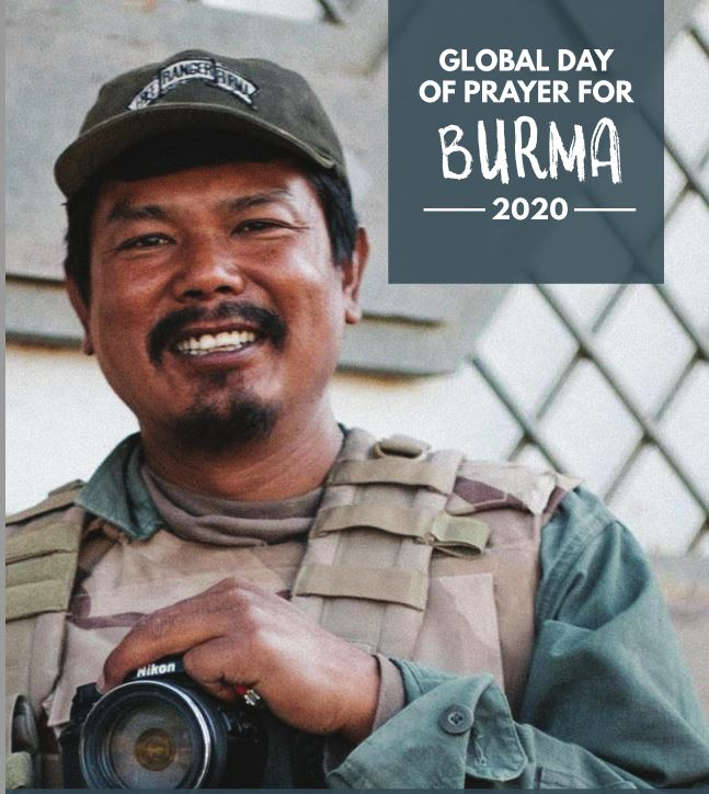 Prayer and action beyond border: Zau-Deng, kKachin medic, videographer, and follower of Jesus, gives his life in Syria