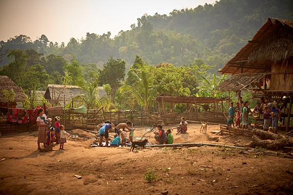 A village near JSMK