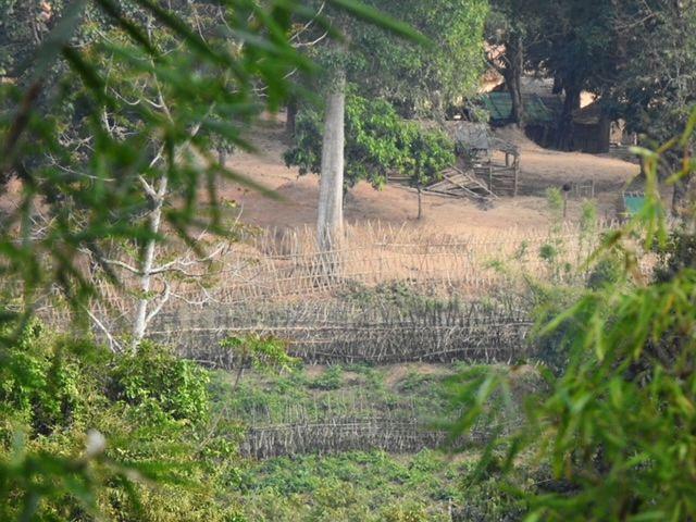 Ko Thu Hta Burma Army camp