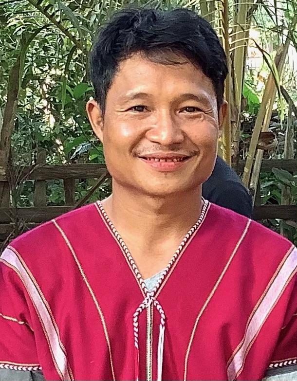 Kyaw Chay, a Karen Pastor who prayed for the Ranger teams