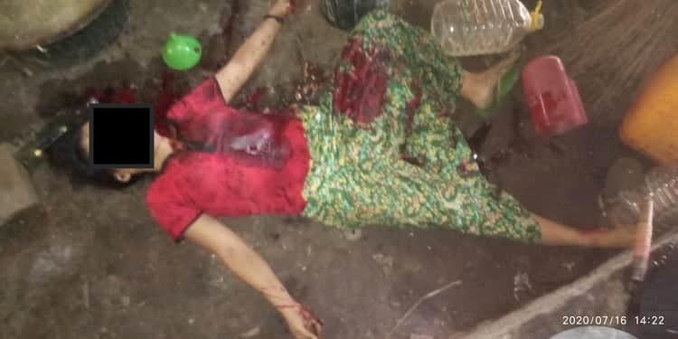 Naw Neela Oo's mother killed by Burma Army