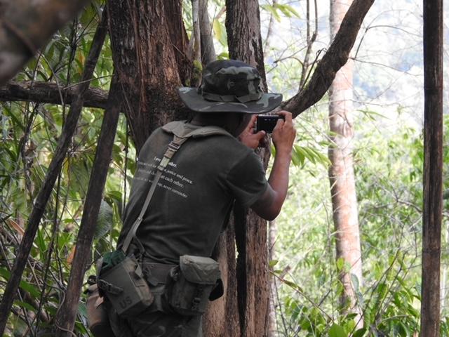 Rangers document Burma Army activity 2