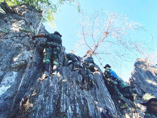 Rangers document Burma Army activity 3
