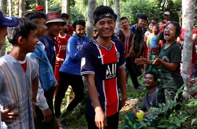 Naw Way Hta village GLC