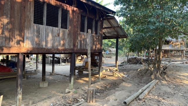 Villages abandoned
