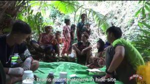 Medics provide medical care to IDPs thumbnail