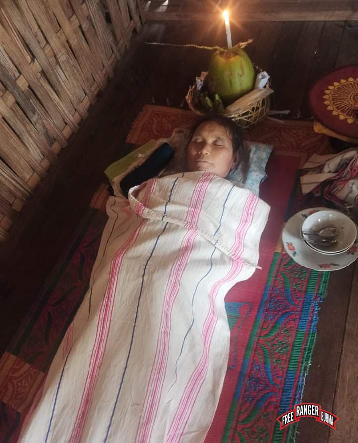 Watermarked dead lady