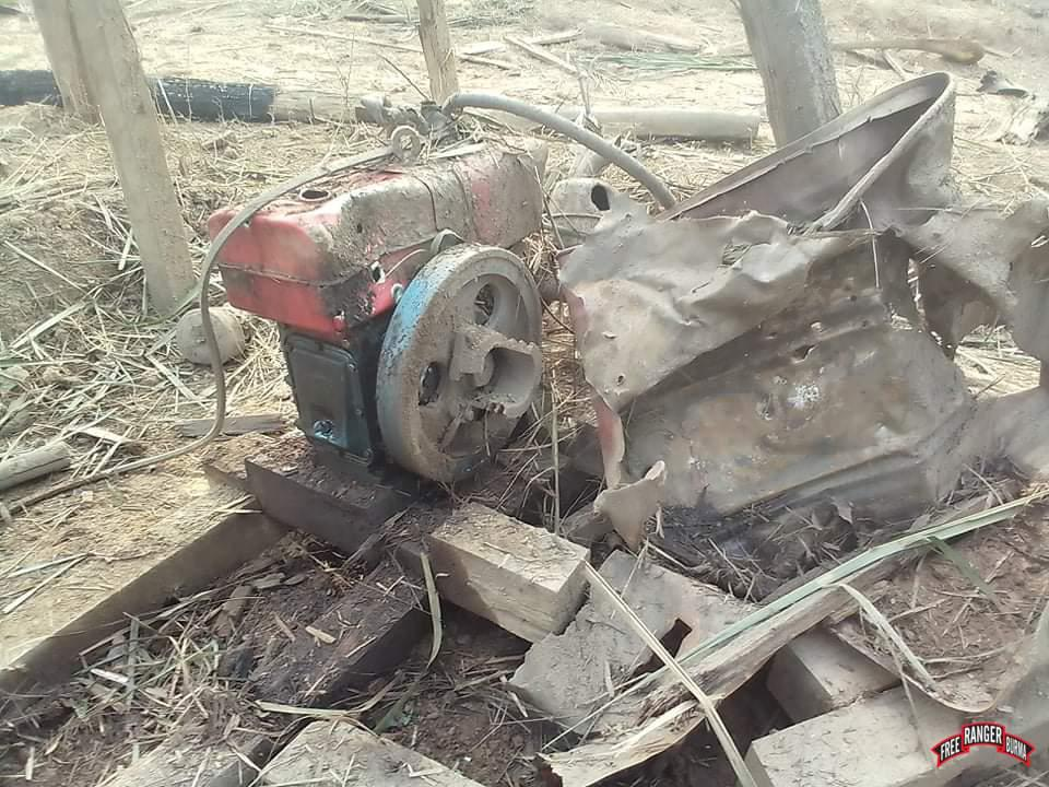 destroyed machinery 2
